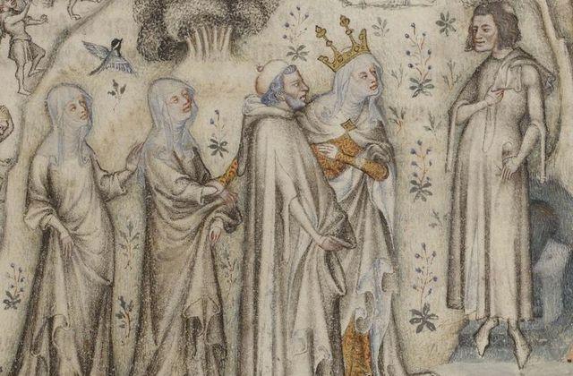 Guillaume de Machaut :le plus célèbre compositeur et écrivain français du XIVe siècle