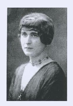 Marie Louise Grès , poétesse et heroine de guerre
