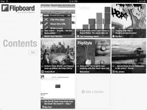 """Le premier """"social media"""" magazine sur iPad"""