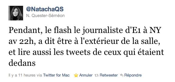 DSK : Twitter ne ringardise pas les médias
