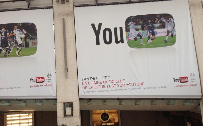 YouTube : le nouveau Canal+ ?