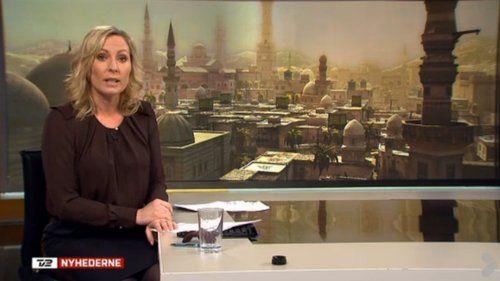 FAIL: Une image du jeu Assassin Creed sert à illustrer un reportage sur la Syrie