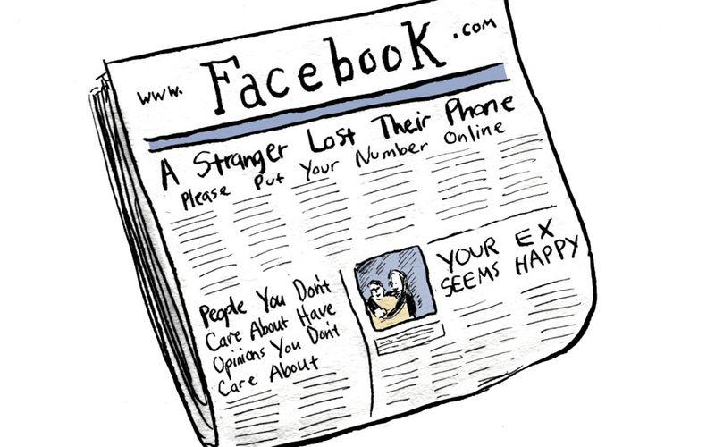 Nouvelle Timeline de Facebook : le nouveau quotidien local ?