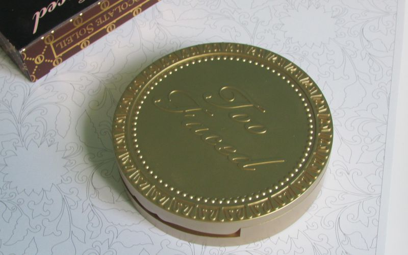Le bronzer chocolate soleil de Too Faced
