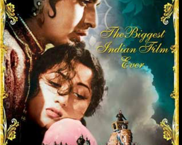 ♥ The magnum opus of the genius K.Asif - Mughal-E-Azam ( 1960 ) ♥