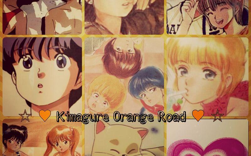♥ KIMAGURE ORANGE ROAD  ~ Un doux souvenir d'adolescence ♥