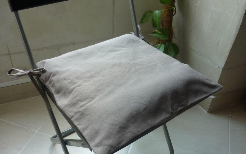 Housse de coussin de chaise