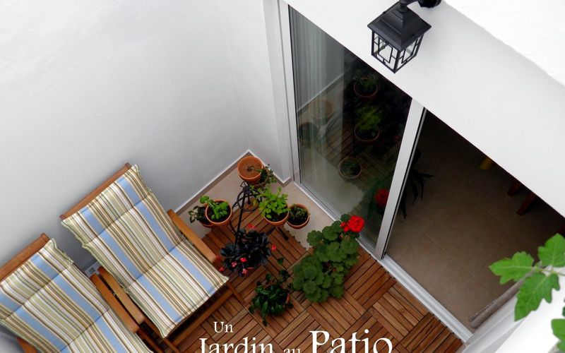 Jardiner au Patio #1