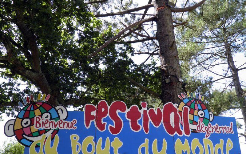 Le festival du Bout du Monde à Crozon