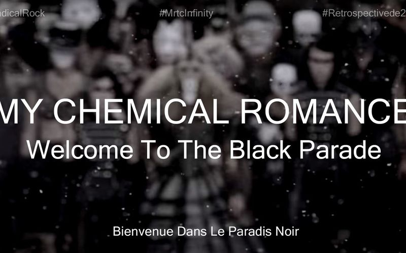 Radical Rock Spéciale : My Chemical Romance - Welcome To The Black Parade