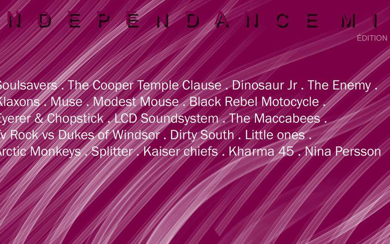 INDEPENDANCE MIX - Videoliste n°46