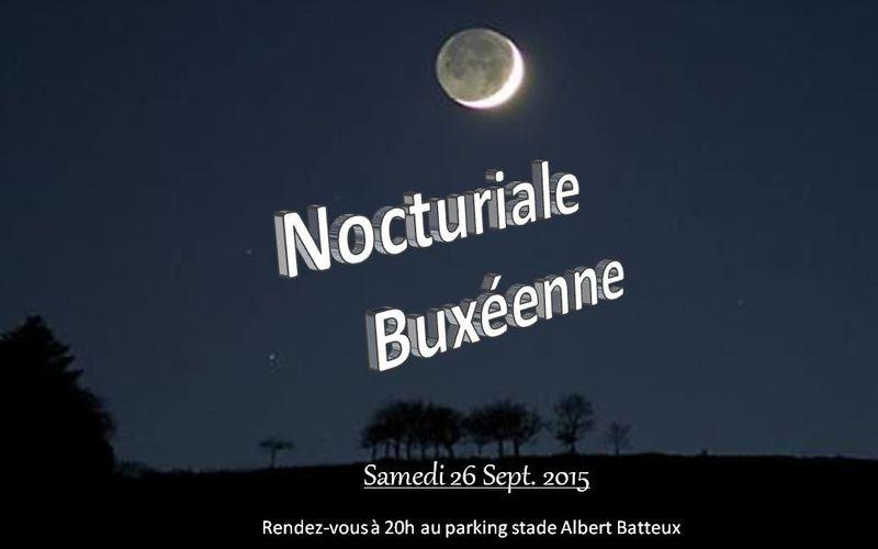 Nocturiale Buxéenne