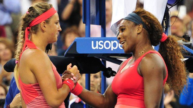 Le Match du Dimanche (S01E02): Williams- Azarenka, Finale de l'US Open 2013