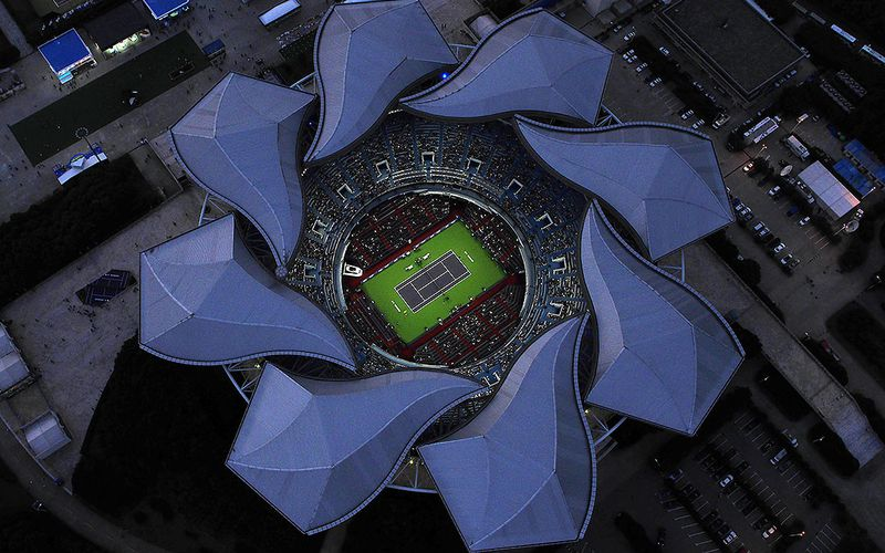 La Chine, nouvel eldorado du tennis?