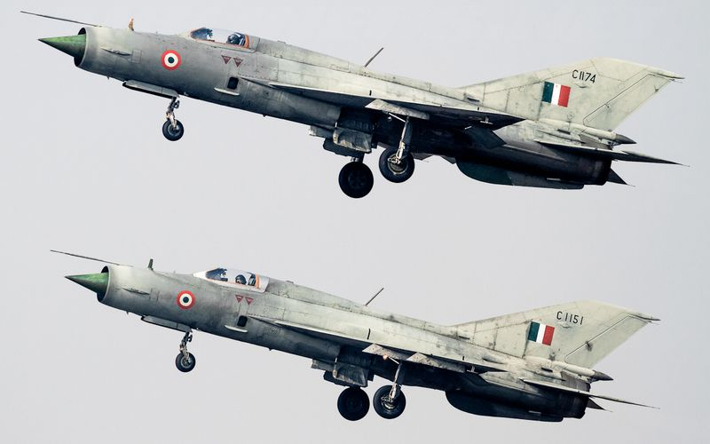 Deux Mig-21 indiens ont intercepté un A330 de Turkish Airlines