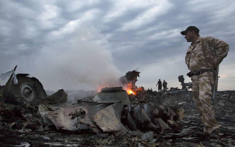 Selon les Etats-Unis, le B777 de Malaysia Airlines a été abattu par un missile sol-air