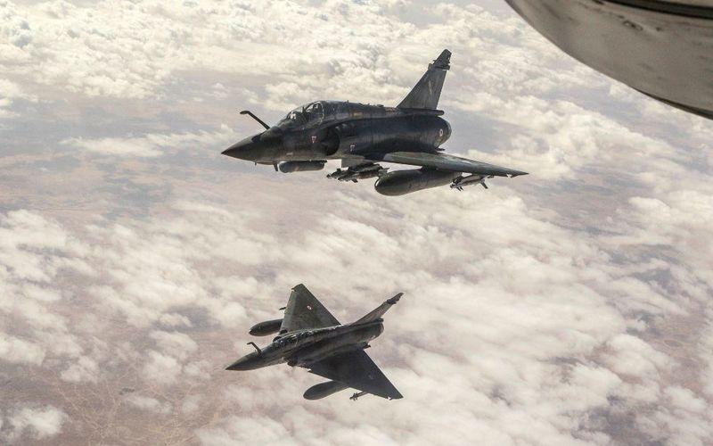 L'opération Chammal au-dessus de l'Irak devrait durer au moins trois ans