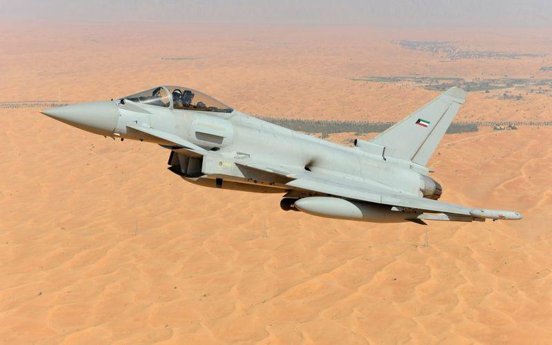 Le Koweït confirme l'acquisition de 28 Eurofighter Typhoon
