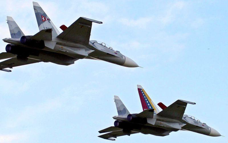 Le Venezuela envisage d'acquérir douze Su-30 supplémentaires