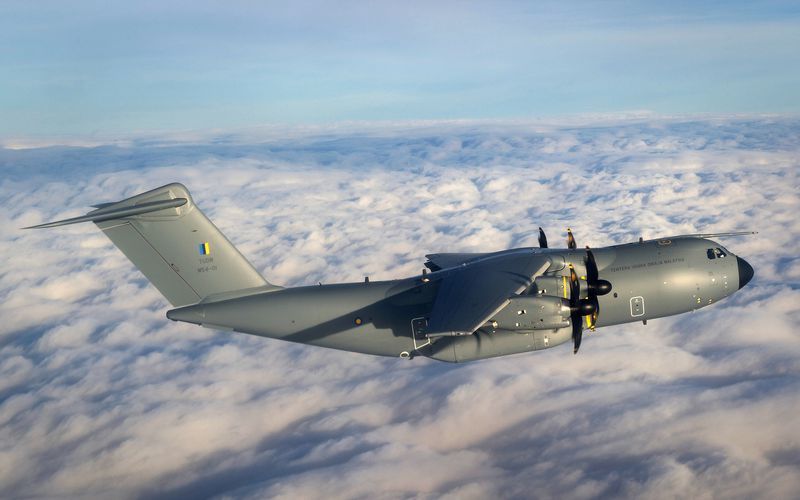 La Malaisie réceptionne son second A400M Atlas