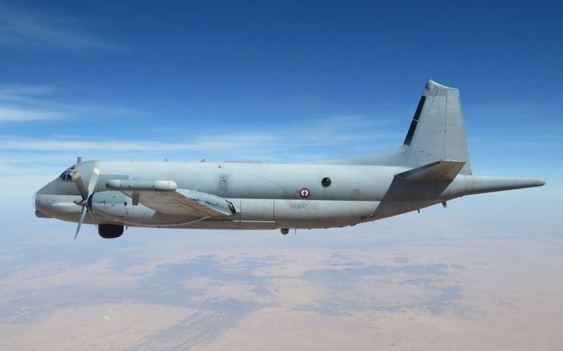 L'Atlantique II modernisé teste son nouveau radar