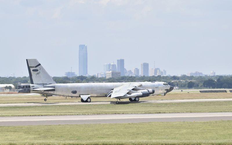 Un B-52H Stratofortress retiré du service actif remis en conditions opérationnelles