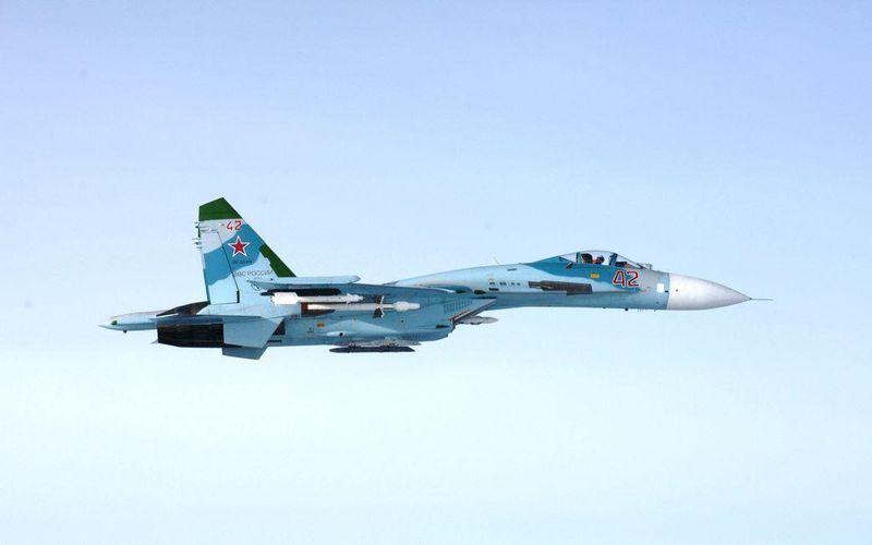 Des Su-27 Flanker russes auraient pénétré l'espace aérien finlandais à deux reprises