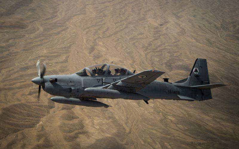 Le Nigéria va acquérir trois A-29 Super Tucano