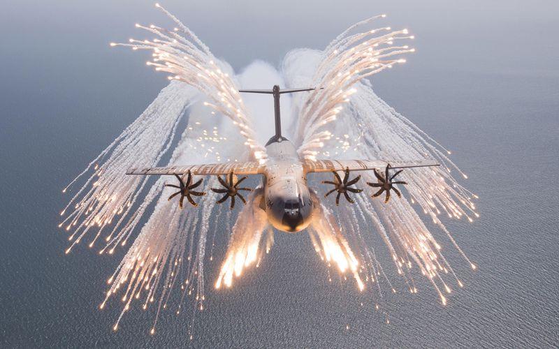 L'Indonésie signe une lettre d'intention avec Airbus pour l'achat d'A400M Atlas