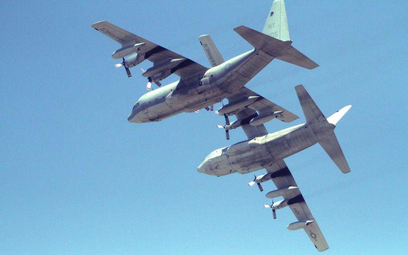 L'US Marine Corps cloue au sol ses KC-130T après un accident mortel