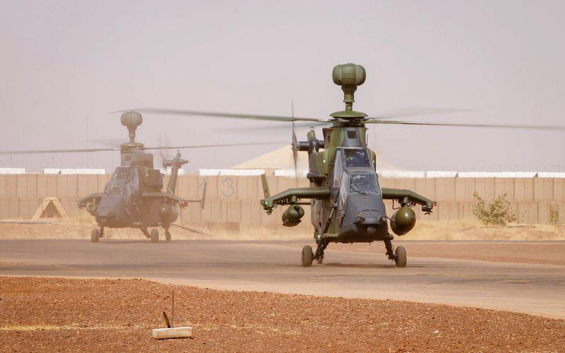 Le Tigre UHT allemand qui s'est écrasé au Mali aurait perdu ses pales du rotor principal en vol