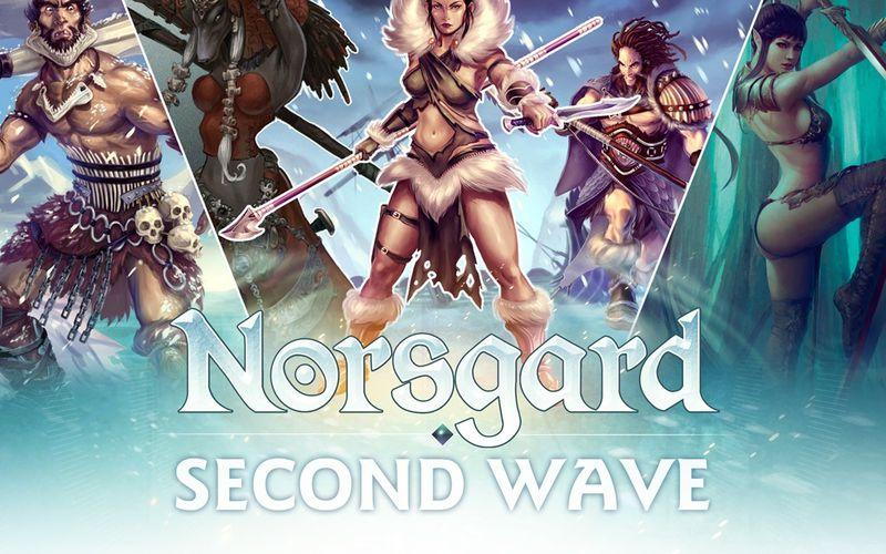 Norsgard est de retour pour la vague 2