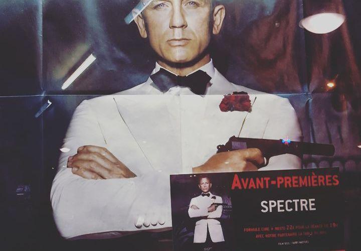 James Bond fait toujours rêver