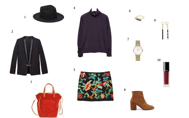 Prête pour la fashion week !