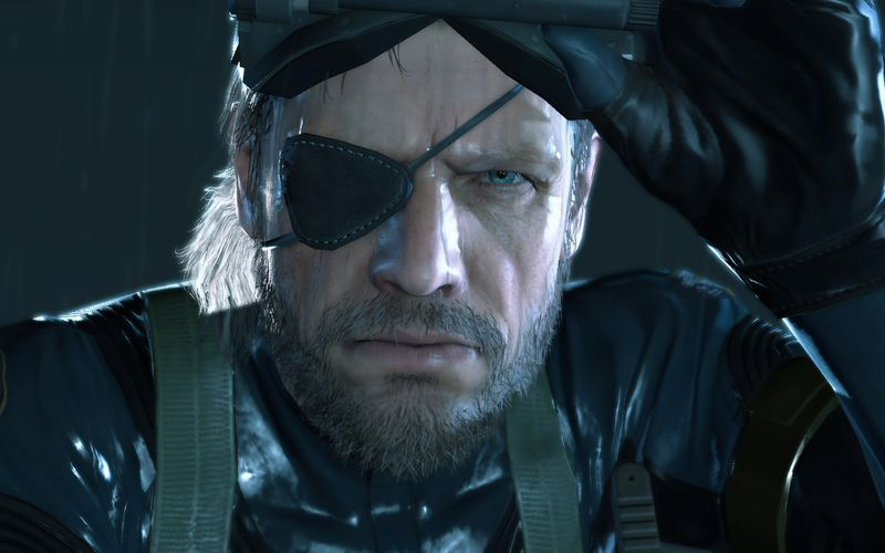 Metal Gear : Ground Zeroes [TEST JV]
