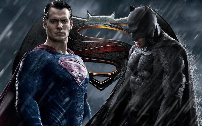 Batman V Superman: des héros, des hommes