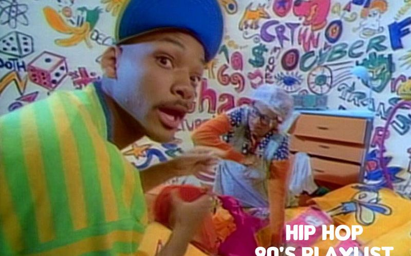 "My ""XMas"" Playlist : 35 Hip Hop Gemmes of the 90's"