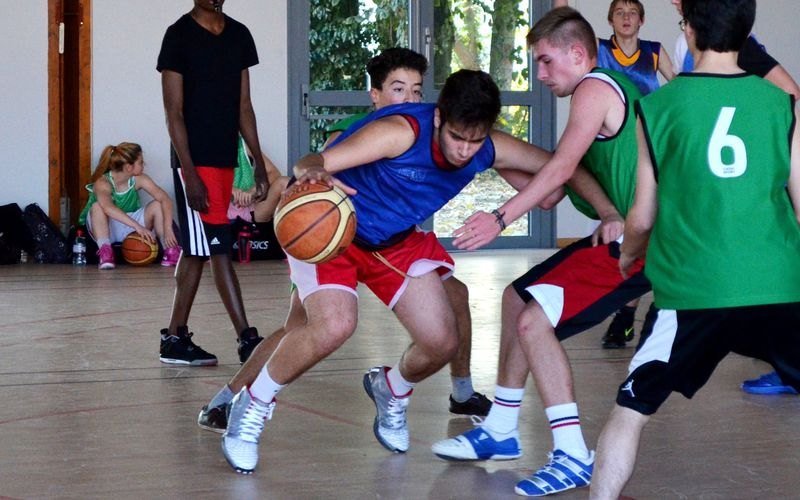 Basket : Les cadets UNSS gagnent contre Wissembourg