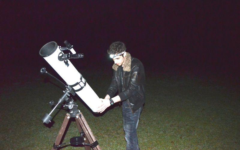 De l'Astronomie au Séminaire