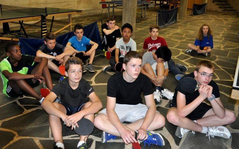 Championnat du Bas-Rhin de Tennis de Table