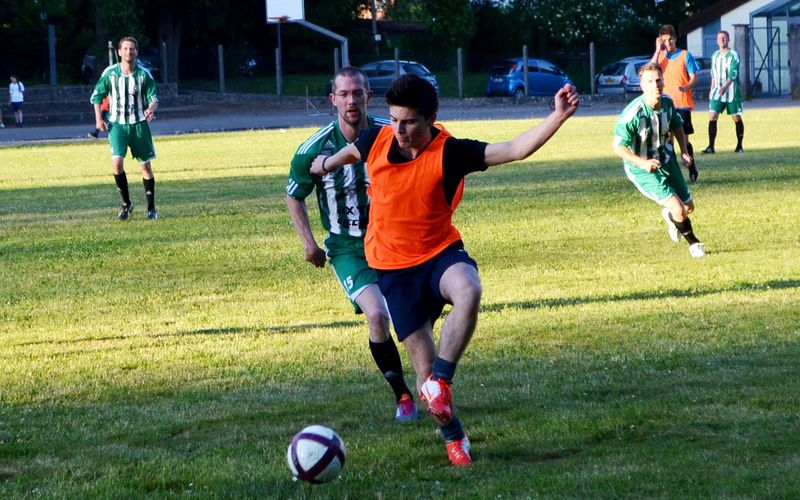 Football : Match Profs - Lycéens