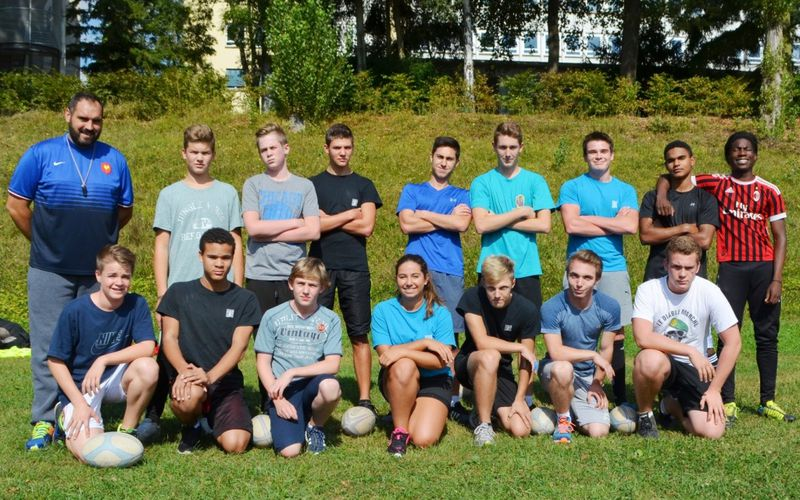 Rugby les premiers jalons
