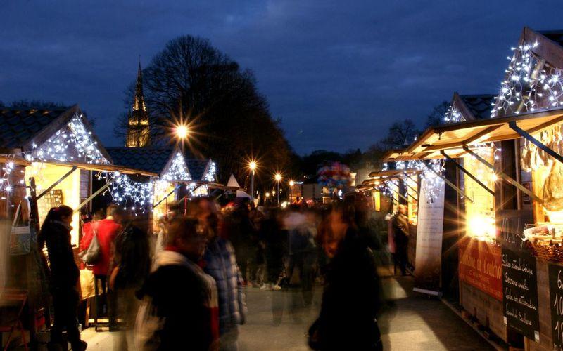 Noël à Fontenay le Comte ► découvrez le programme des festivités...