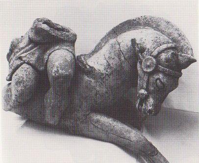 Caere/Cerveteri : les fouilles au port de PYRGI
