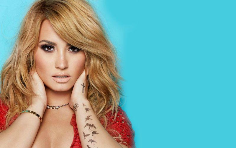 Maquillage de Demi Lovato !