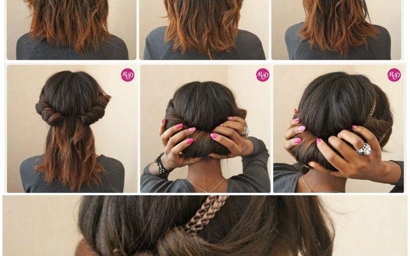 ~ Se boucler les cheveux sans chaleur ~