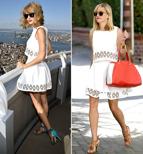 Battle de Look : Taylor Swift VS Reese Witherspoon