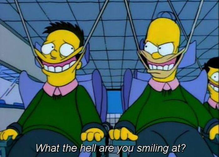 [critique] les Simpson : Halloween special