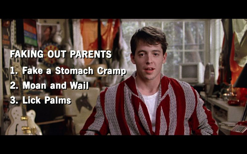 [critique] la Folle Journée de Ferris Bueller
