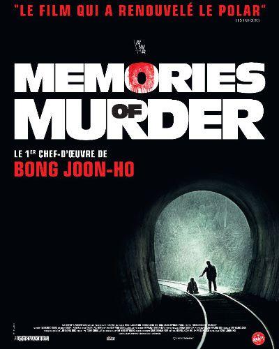 Memories of murder : la version 4K en salles le 5 juillet !